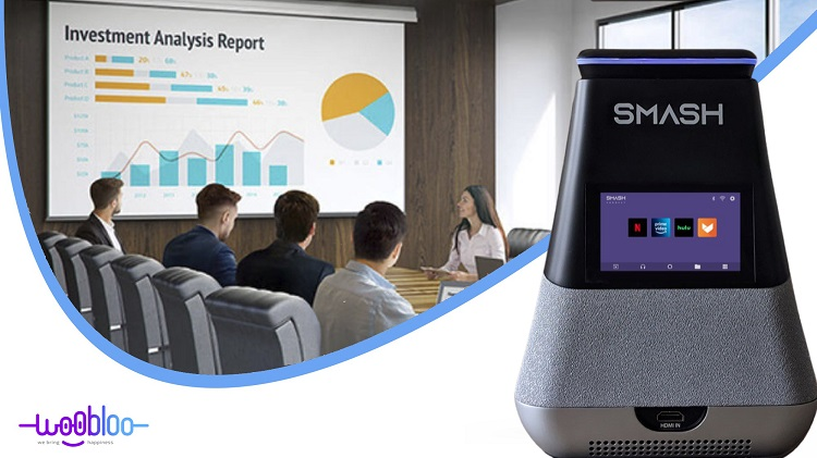 How to Use Smart Projectors for Meeting Room